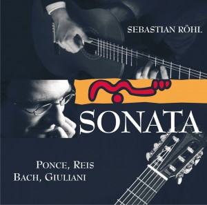 CD Cover SONATA